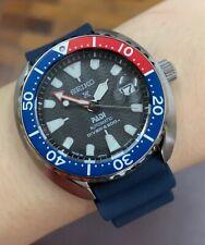 SRPC41J1 Prospex Mini Turtle PADI Automatic Diver Pepsi Japan Made Watch