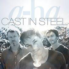 A-ha - Cast in steel (2015) LP (+ Download Code) Neuware