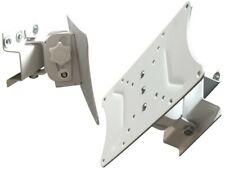 Vesa Wall Bracket (Pivoting + Tilts ) Television LED LCD TV Support White