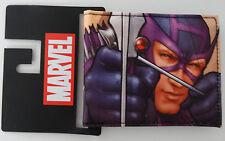 Hawkeye Marvel Comics Bifold Wallet Nwt