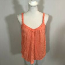 Roxy Women Sleeveless Blouse Tank Top Casual Shirt Size XS X-Small -  E67