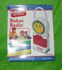 Playskool ROBOT RADIO Vintage New PS-210 1992