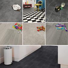 TARKETT Rhinofloor XL Supergrip Black White Grey Cushion Floor VINYL FLOORING