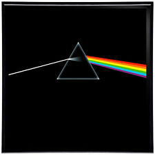 Pink Floyd The Dark Side of the Moon Framed 12' LP Artwork inc. Vinyl Record