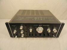 Vtg Sansui Au 11000A Integrated Amplifier Stereo Power Amp 1 Channel Not Working