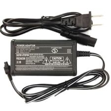 AC Adapter Wall Battery DC Power Charger For Sony Handycam DCR-SR46 E DCR-SR45 E