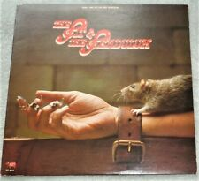 VINYL LP by ROSS * THE PIT and the PENDULUM / SO 4802 / RSO RECORDS (1974)