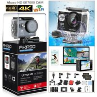 Akaso EK7000 Wifi 4K 1080P Action Sport Action Camera DVR Camcorder Waterproof