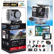 Camcorder Action Camera 4k WiFi Ultra HD Waterproof Sports LCD Display DV