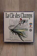 Jeu de Société sur la Nature: La Clé des Champs - Médaille d'Argent 1998 complet