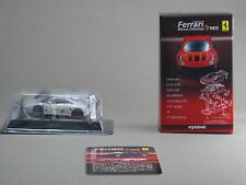 1:64 Kyosho Ferrari F355 GTS White Diecast Model Car 9 neo
