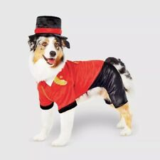 Pet Costume RING LEADER outfit Cosplay sz Small Dog / Cat  Hyde & Eek Btq