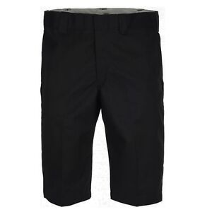 Dickies Herren Shorts Slim 13in Short WR803BK Black (BK) schwarz