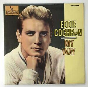 "EDDIE COCHRAN - 1964 - ""MY WAY"" - Liberty - LBY1205 - *EX/EX*"
