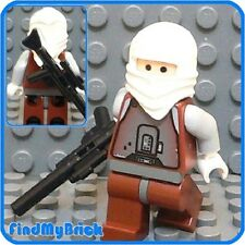 SW612 Lego Star Wars Bounty Hunter Classic Dengar Minifigure from 6209 NEW