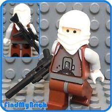 SW612 Lego Star Wars Kopfgeldjäger Klassisch Dengar Minifigur aus 6209 Neu