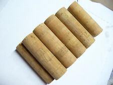 """Rod Building cork handles grips 5"""" long 1.5"""" Od and 5/8"""" Id"""