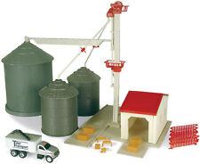 Ertl 1/64 Scale Grain Bin & Elevator Set Plastic Age 5+ Boys & Girls ZFN12924