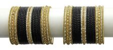 Indian Bollywood Fabulous Collection of Multi Color Bangles Set Jewelery Womens