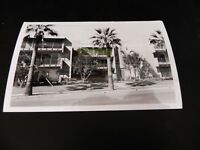 Coronado CA California RPPC Real Photo # 1155 Star Park Apt San Diego Area 1960s