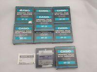 Módulo de memoria RP-32 (32Kb) NUEVO para Casio PB-1000 y PB-1000C rp32