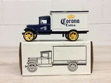 Ertl 1931 Hawkeye Truck Bank CORONA EXTRA ADVERTISING 1/34 Scale- NEW E182