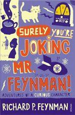 SURELY YOURE JOKING MR FEYNMAN