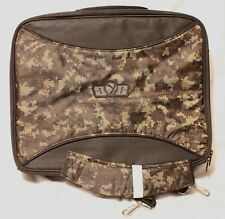 """GXG Padded Camo Airsoft Paintball Gun  Case Bag w/Strap 12""""x16""""x3"""" exterior"""
