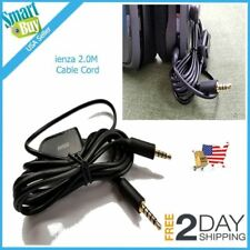 Astro A10 Gaming Headsets 2.0M Cable Cord With Inline Mute-Volume Control ienza