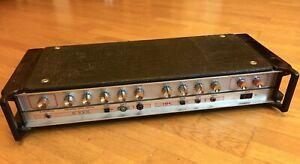 HH vintage IC100L guitar amplifier - cool retro amp!