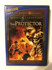 The Protector DVD, Tony Jaa, Martial Arts ( 2 Disc Set ) Free Shipping