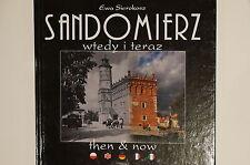Polish Sandomierz Wtedy i Teraz Then & Now Photographic History Reference Book