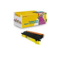Compatible TN115Y Toner Cartridge for Brother DCP-9040 DCP-9045 HL-4040 HL-4050