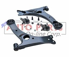 2 CONTROL ARMs +2 BALL JOINTs for TOYOTA COROLLA with bushing 2009 10 11 12 2013