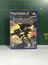 Shadow the Hedgehog (PS2), Good PlayStation2, Playstation 2 Video Games