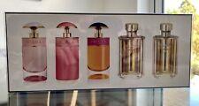 Miniature Gift Set of 5 Prada Candy and La Femme Fragrances