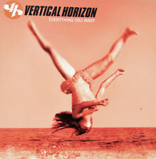 Everything You Want by Vertical Horizon (CD-1999 RCA)