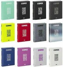 Agenda Comix 16 Mesi Mini 2020/2021 in vari colori Dimensioni 11X15,3 cm.
