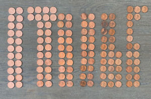 Complete Lincoln UNC / BU Cents 1959 - 2020 PDS - No Varieties - 134 Coins