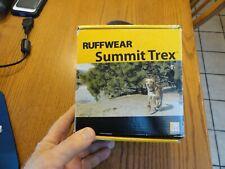 Ruffwear Summit Trex Dog Boots Storm Gray 70 mm (2.75 in) Brand New Fast Ship
