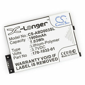 Fresh Battery for Amazon Kindle 3 Wi-Fi eBook Reader 3rd Generation Replacement