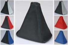 Passend für AUDI 80,90 B3 / B4 Schaltsack, Schaltmanschette LEDER / viele Farben