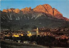 B54773 Dolomiti Cartina Monte cristallo  italy