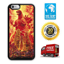 King Of Monsters GODZILLA Case Cover For iPhon 12 iPod / Samsung Galaxy Note 20
