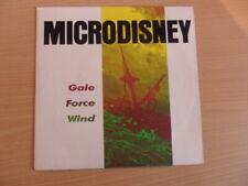 "MICRODISNEY  GALE FORCE WIND  7"" VINYL"
