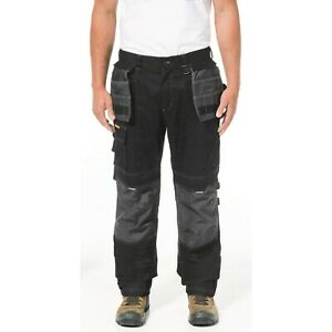 Caterpillar Hommes H2O Defender Pantalon Noir