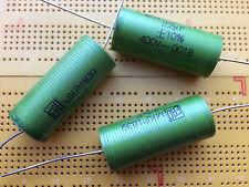 1uF 2.2uF 400V dc 220V ac Polypropylene Axial Pulse Capacitor  MKP1839 Multi Qty