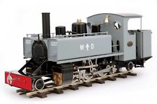 Roundhouse ALRC Alco 2-6-2 Live-Steam with Radio Control, WD grey