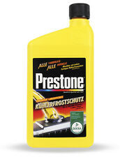1 x Prestone Kühlerfrostschutz 1L Für alle Fabrikate u Modelle Konzentrat AF2000