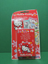 Hello Kitty Jeu de cartes sept 7 familles / Families cards game - 2009 France